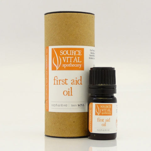 Source Vital First Aid Oil
