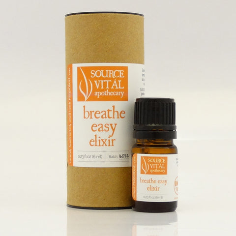 Source Vital Breathe Easy Natural Elixir