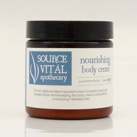 Source Vital Nourishing Body Cream