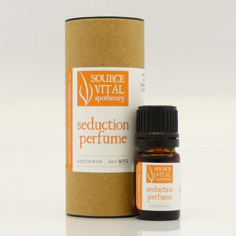 Source Vital Seduction Natural Perfume