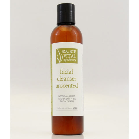 Source Vital Unscented Facial Cleanser