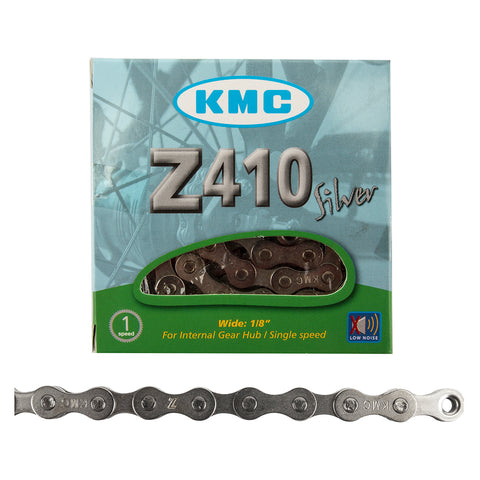 KMC Chrome Single Speed Chain