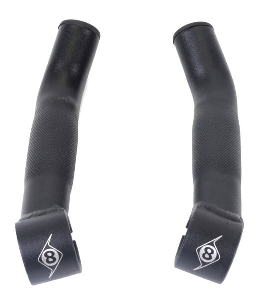 OR8 Comp Lite Bar Ends Black Small