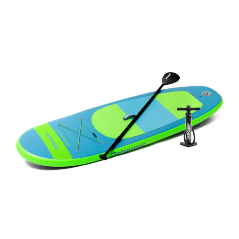 Retrospec Weekender-Nano Blue & Green Paddleboard