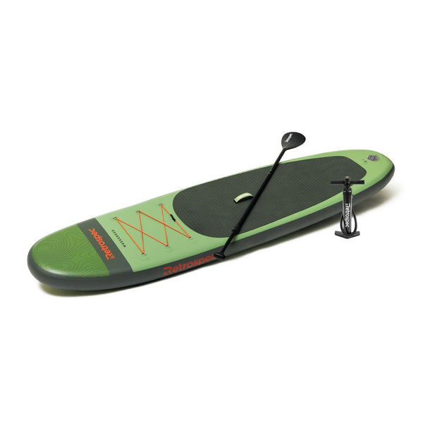 Retrospec Weekender Forest Green Paddleboard