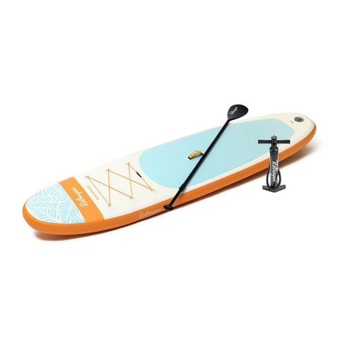 Retrospec Weekender Orange Powder Blue Paddleboard