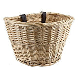 Sunlite Willow Front Basket