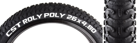 C.S.T. Roly Poly 4.8 Fat Bike Tires
