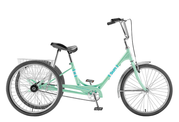 Sun Tricycle Mint Green