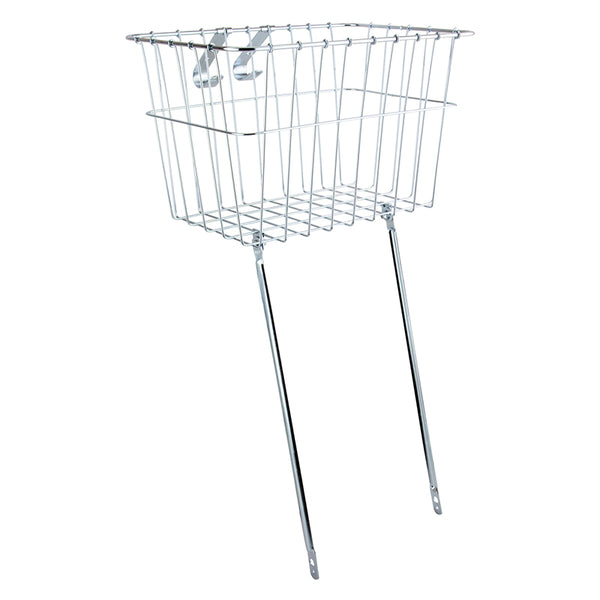 Wald 135 Basket Fixed Silver