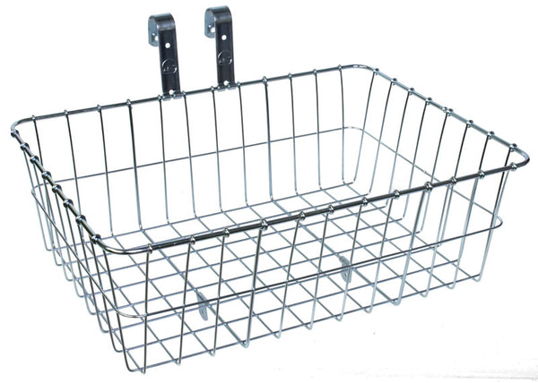 Wald 137 Basket Fixed Silver