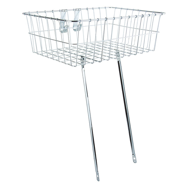 Wald 139 Basket Fixed Silver