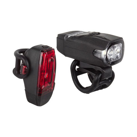 Lezyne KTV Drive Tail and Front Light