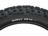 "Surly Bud 26 x 4.8"" Fat Bike Tire - White Pine Bicycle Co.  - 2"