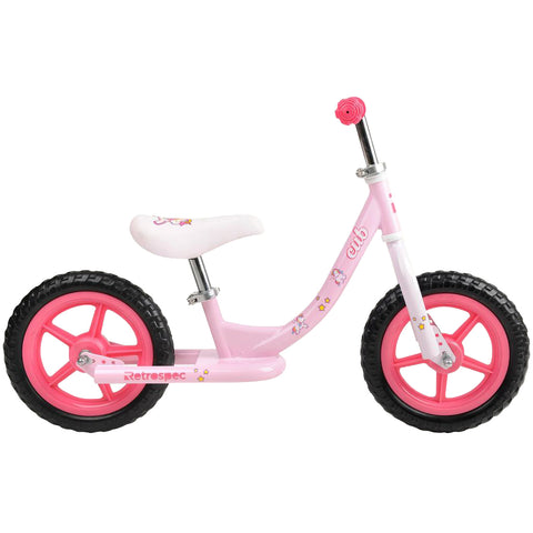 Retrospec Cub Balance Bike Unicorn Pink