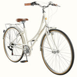 Retrospec Beaumont Step Through 7 Speed Eggshell