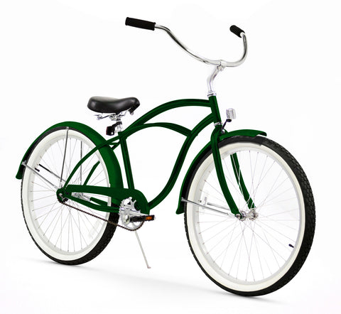 Emerald Green Firmstrong Beach Cruiser (Men's)