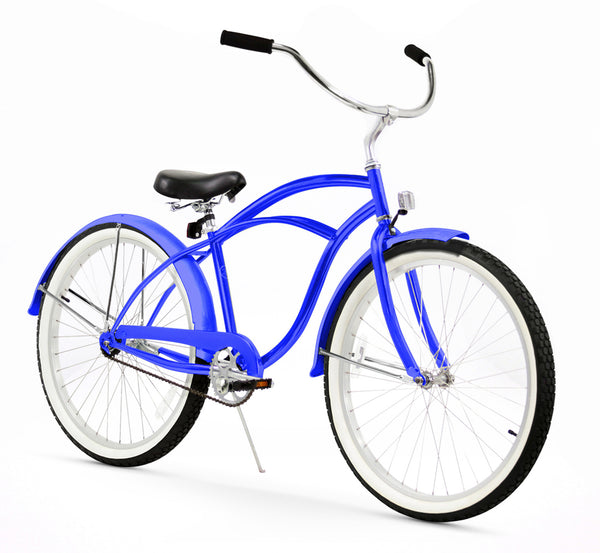 Royal Blue Firmstrong Beach Cruiser (Men's)