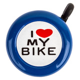 Sunlite 'I Love My Bike' Bell - White Pine Bicycle Co.  - 1