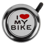 Sunlite 'I Love My Bike' Bell - White Pine Bicycle Co.  - 3