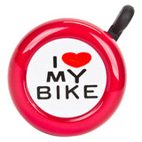 Sunlite 'I Love My Bike' Bell - White Pine Bicycle Co.  - 5