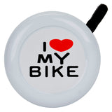 Sunlite 'I Love My Bike' Bell - White Pine Bicycle Co.  - 6