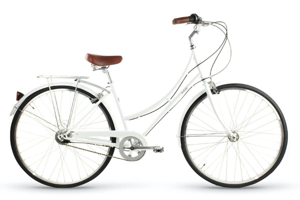 Lochside Cycles Step-Through White