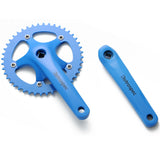 Retrospec Mantra Fixed-Gear/Single-Speed Crankset - White Pine Bicycle Co.  - 3