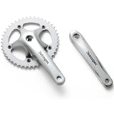 Retrospec Mantra Fixed-Gear/Single-Speed Crankset - White Pine Bicycle Co.  - 4