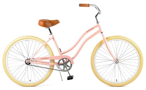 Retrospec Chatham Blush Pink 1 Speed