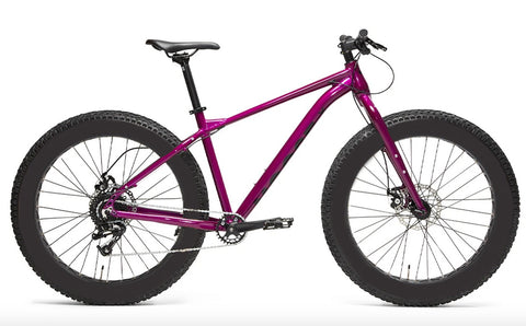 2021 Moose Fat Bike 1.0