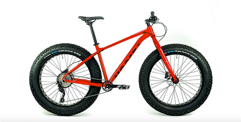 2021 Moose Fat Bike 2.0