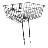 Sunlite Fixed Front Basket — Large - White Pine Bicycle Co.  - 2