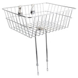 Sunlite Fixed Front Basket — Large - White Pine Bicycle Co.  - 1