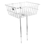 Sunlite Fixed Front Basket — Medium - White Pine Bicycle Co.  - 2