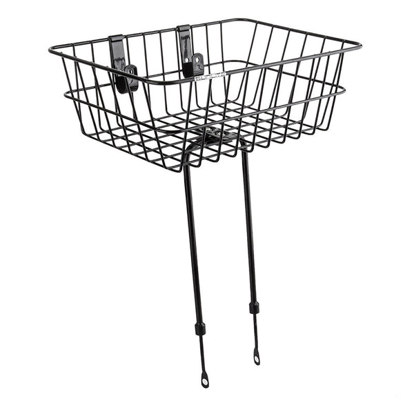 Sunlite Fixed Front Basket — Medium - White Pine Bicycle Co.  - 1