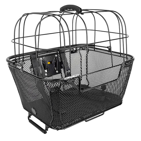 Sunlite Pet-Friendly Quick-Release Basket - White Pine Bicycle Co.