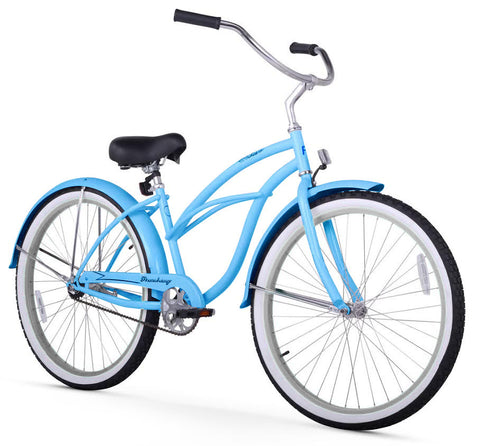 Baby Blue Firmstrong Beach Cruiser