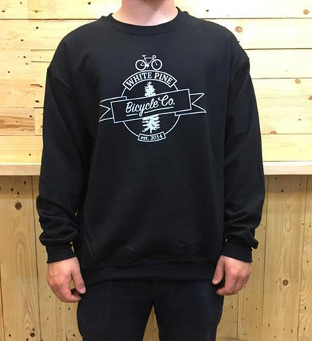 White Pine Bottle Cap Crew Neck Sweater