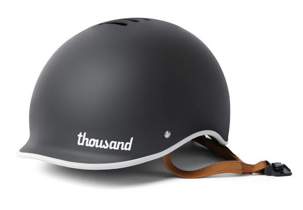 Thousands Helmet Carbon Black
