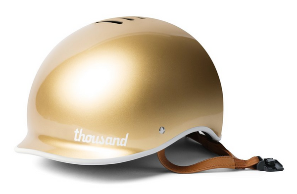 Thousands Helmet Stay Gold