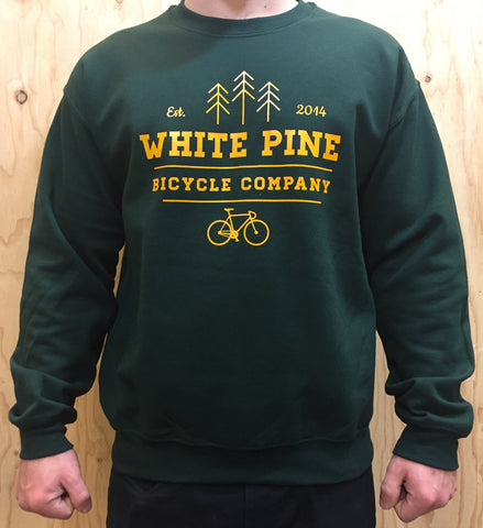 White Pine College Tree Crew Neck