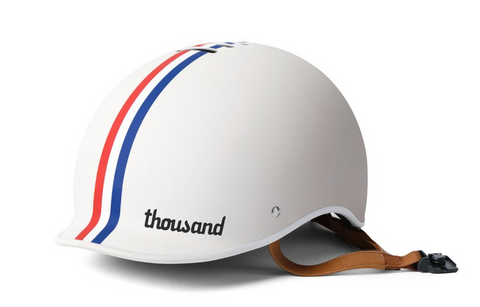 Thousands Helmet Speedway Cream