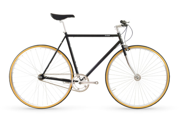 Lochside Single Speed Commuter Black