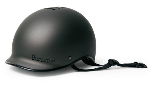 Thousands Helmet Stealth Black
