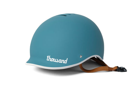 Thousands Helmet Coastal Blue