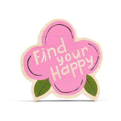 Find Your Happy - Wood Sign