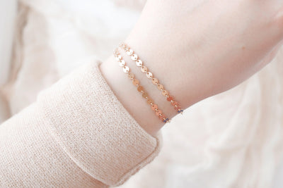 Gold Filled Annie Bracelet