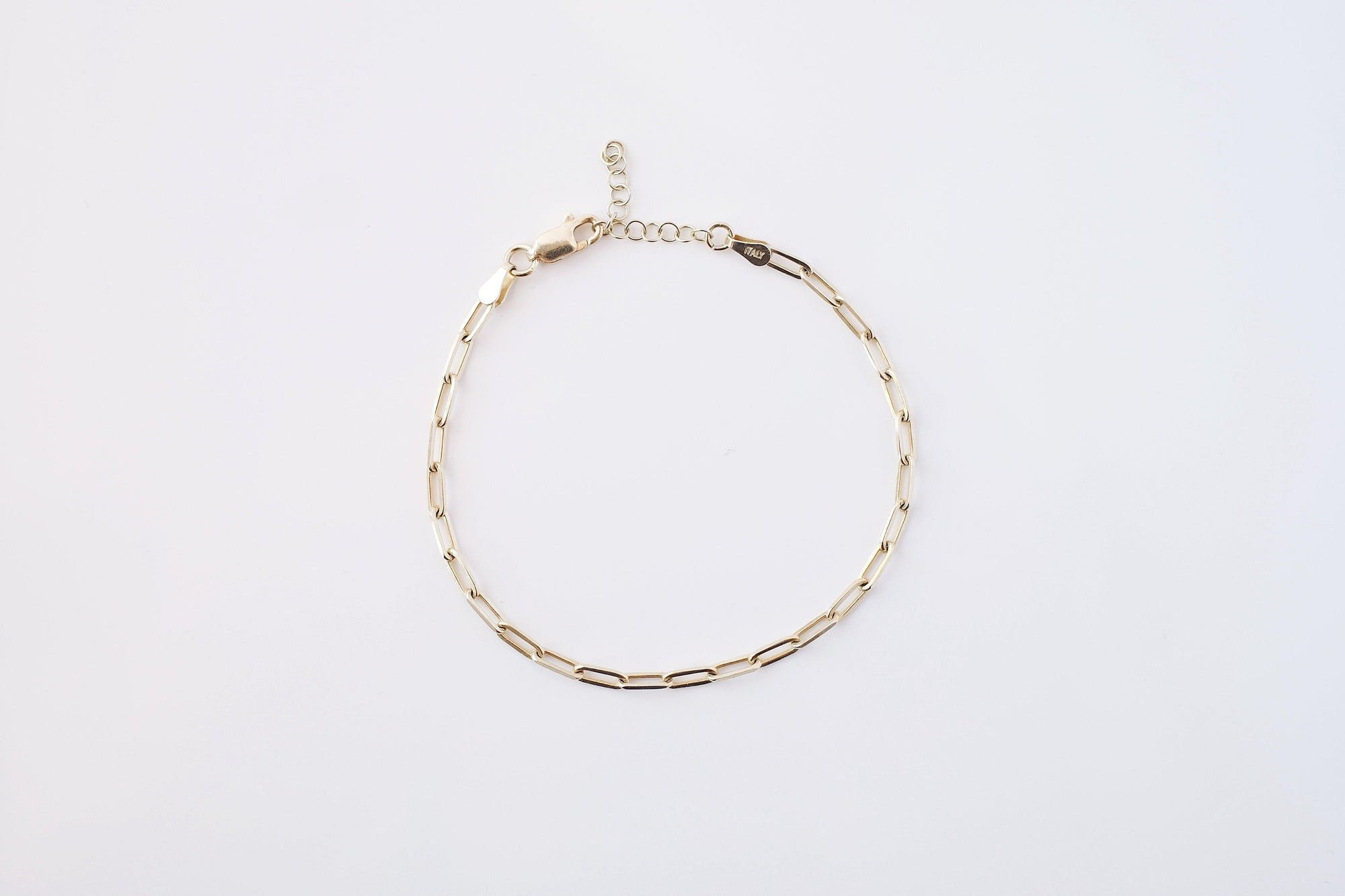 Gold Connection Bracelet