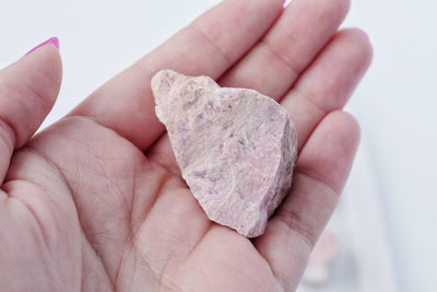 Rhodonite Raw Chunks